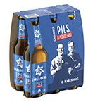Pils alkoholfrei Sixpack