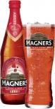 Magners Berry 568ml Flasche und Glas