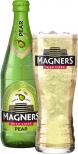 Magners Pear 568ml Flasche und Glas