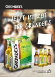 Handelsanzeige Gründel's FRESH Sixpack