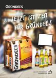 Handelsanzeige Gründel's FITMALZ Sixpack