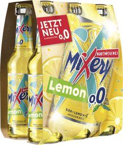 MiXery alkoholfrei Guarana Lemon Sixpack