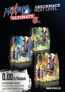 MiXery Handelsanzeige Ultimate  Sixpacks
