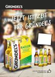 Handelsanzeige Gründel's RADLER Sixpack