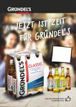 Handelsanzeige Gründel's CLASSIC Sixpack