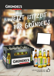 Handelsanzeige Gründel's FRESH Kiste
