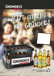 Handelsanzeige Gründel's CLASSIC Kiste