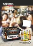 Handelsanzeige Gründel's FITMALZ Kiste