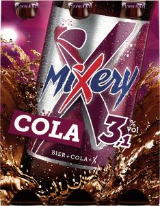 MiXery Cola Sixpack (Frontal)