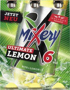 MiXery Ultimate Lemon Sixpack (Frontal)