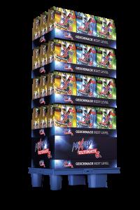 MiXery Ultimate Tequila + Energy + Lemon Mischpalette
