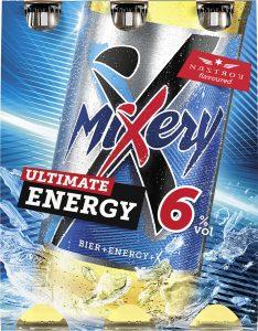 MiXery Ultimate Energy Sixpack (Frontal)
