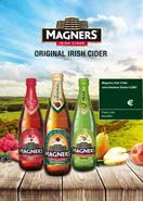 Handelsanzeige Magners 0,568l Flasche