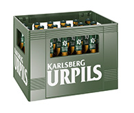 UrPils Kiste 24x 0,33l Longneck