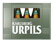UrPils Kiste 20x 0,5l NRW frontal