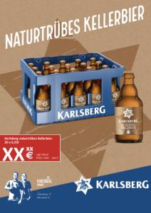 Handelsanzeige Kellerbier Stubbi A4 hoch