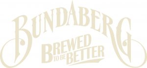 Bundaberg Brewed to be better Logo cream