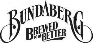 Bundaberg Brewed to be better Logo schwarz
