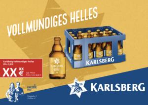 Handelsanzeige Vollmundiges Helles Stubbi A5 quer