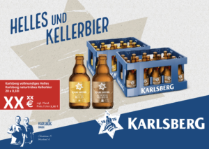 Handelsanzeige Helles + Kellerbier Stubbi A5 quer