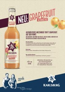 Produktblatt Grapefruit