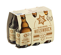 Weizenbock Sixpack 6x 033l Stubbi