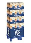 Mango-Maracuja Weizen Sixpack auf 1/4 Chep Palette