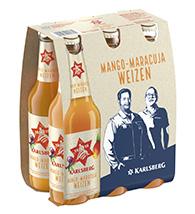 Mango-Maracuja Weizen Sixpack 6x 033l Longneck