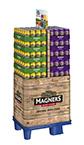 Magners 1/4 Chep Display Dark Fruit/Original Dose 0,33l